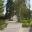 Sárospatak, Bodrog Hotel előtti park